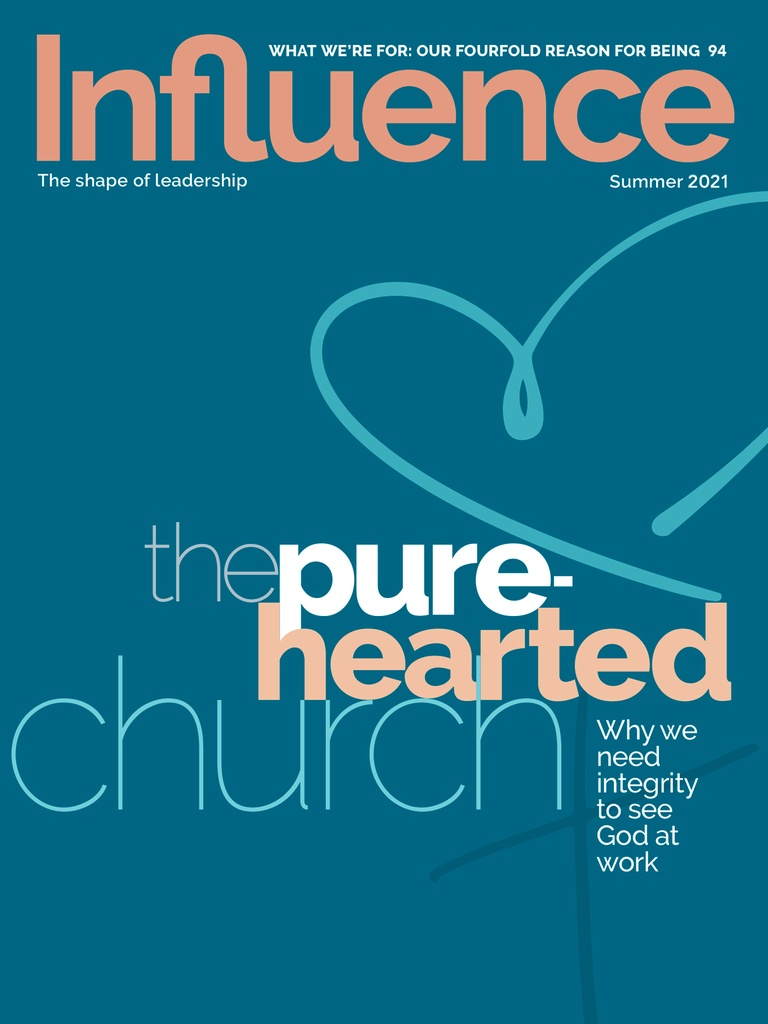 Influence 4 issues / 1 year Single Subscription